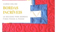 Bordas Incríveis - 10 designs para bordas finas